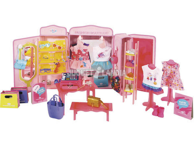 Baby Born Boutique di Moda Bandai 824757