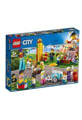 imagen Lego City Pack de Minifiguras Feria 60234