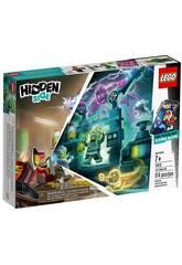 imagen Lego Hidden Laboratorio de Fantasmas de J.B. 70418