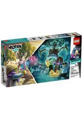 Lego Hidden Misterio del Cementerio 70420