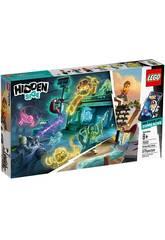 Lego Hidden Attaque Contre Le Shrimp Shack 70422