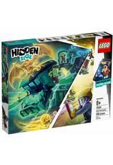 imagen Lego Hidden Expreso Fantasma 70424