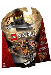 imagen Lego Ninjago Spinjitzu Cole 70662