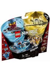 imagen Lego Ninjago Spinjitzu Nya vs. Wu 70663