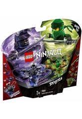 imagen Lego Ninjago Spinjitzu Lloyd vs. Garmadon 70664
