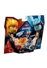 imagen Lego Ninjago Spinjitzu Slam Kai vs. Samurái 70684