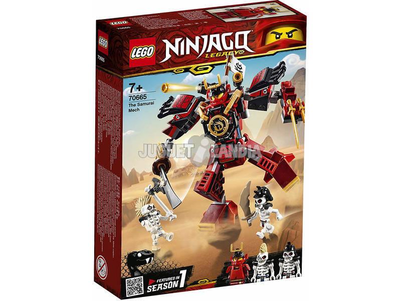 Lego Ninjago Mech Samurai 70665