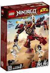 imagen Lego Ninjago Robot Samurái 70665