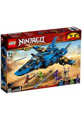 Lego Ninjago Chasseur Supersonic de Jay 70668
