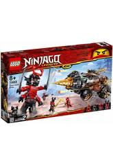 Lego Ninjago Coles Powerbohrer 70669