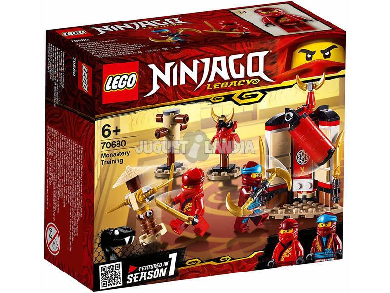 Lego Ninjago Entrenamiento en el Monasterio 70680