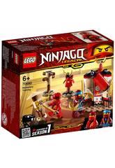 imagen Lego Ninjago Entrenamiento en el Monasterio 70680