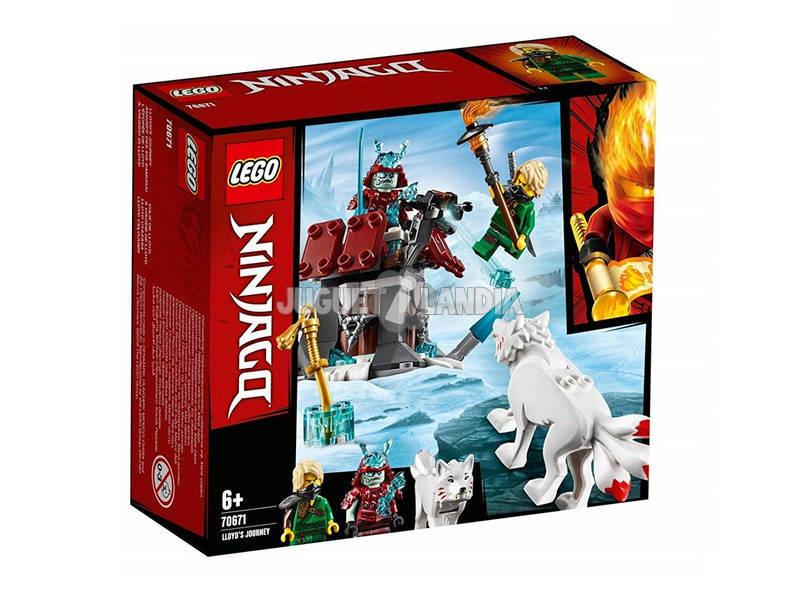 Lego Ninjago Il Viaggio di Lloyd 70671