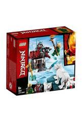 imagen Lego Ninjago Viaje de Lloyd 70671