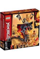Lego Ninjago Colmilho de Fogo 70674