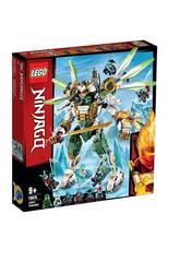 Lego Ninjago Titán Robot de Lloyd 70676