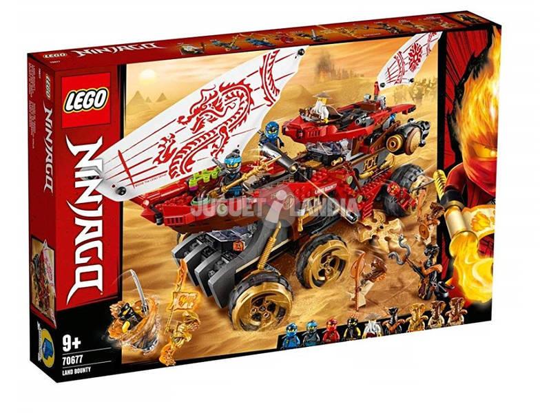 Lego Ninjago Navio de Guerra 70677