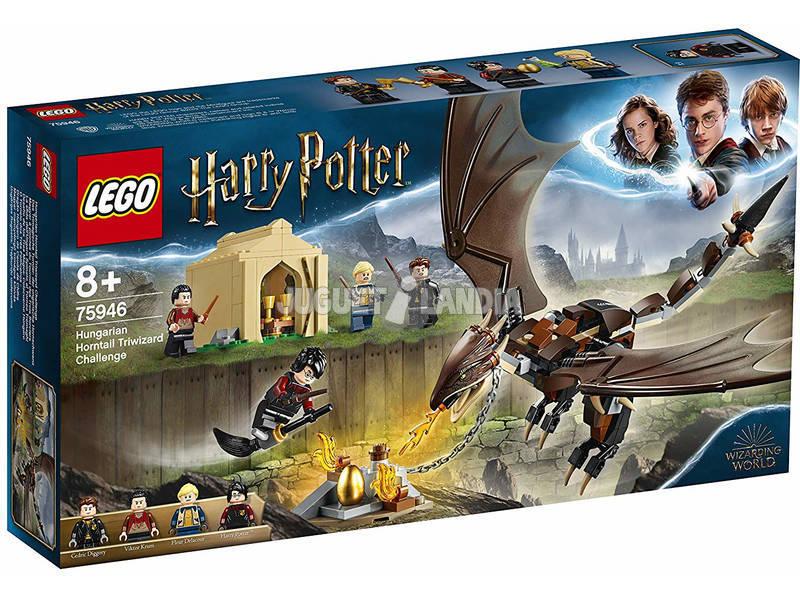 Lego Harry Potter Desafio dos Três Magos: Rabo-Córneo Húngaro 75946