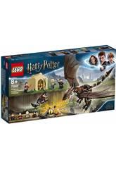 Lego Harry Potter La sfida dell'Ungaro Spinato al Torneo Tremaghi 75946