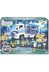Pinypon Action Fourgon d'Opérations Spéciales Famosa 700014784