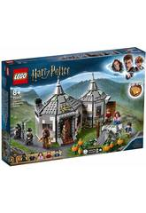 Lego Harry Potter Cabane d'Hagrid Sauvetage de Buckbeak 75947