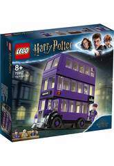 imagen Lego Harry Potter Autobús Noctámbulo 75957