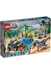 Lego Jurassic World Encuentro con el Baryonyx La Caza del Tesoro 75935