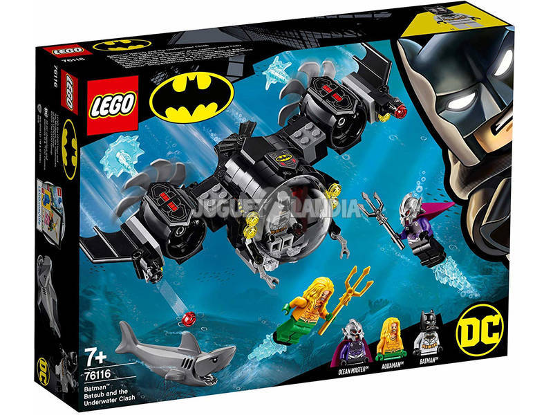 Lego Batman™ Batsub and the Underwater Clash 76116