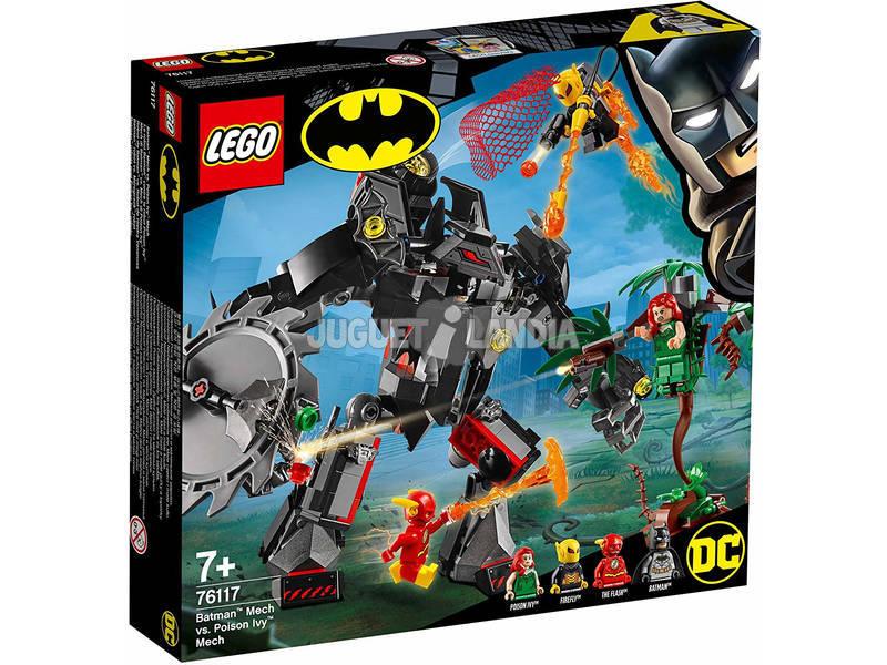 Lego Batman™ Mech vs. Poison Ivy™ Mech 76117
