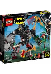 Lego DC Super Heroes Mech di Batman vs. Mech di Poison Ivy 76117