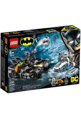 imagen Lego Super Heróes Batmoto contra Mr.Freeze 76118