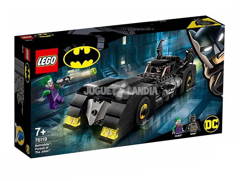 Lego Super Heroes Batmobile La Persecución del Joker 76119