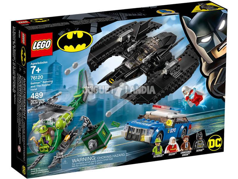 Lego Super-heróis Batwing de Batman e o Assalto de Enigma 76120