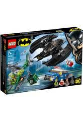 Lego Super Heroes Batwing de Batman y el Asalto de Enigma 76120
