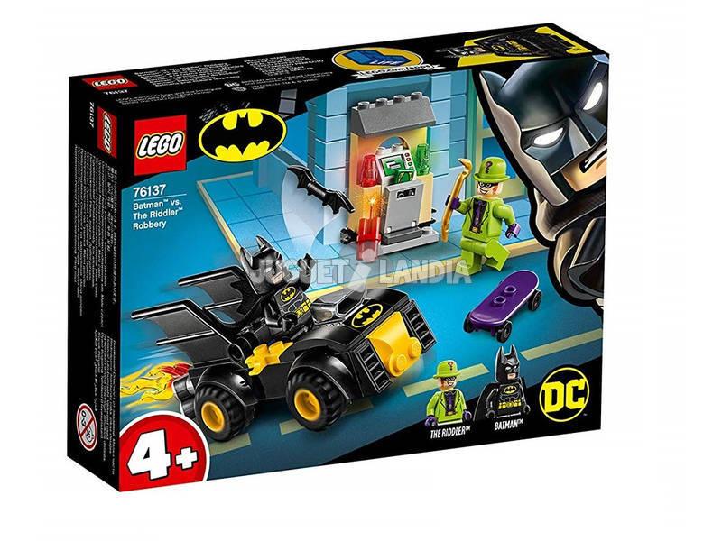 Lego Super-heróis Batman e o Roubo de Enigma