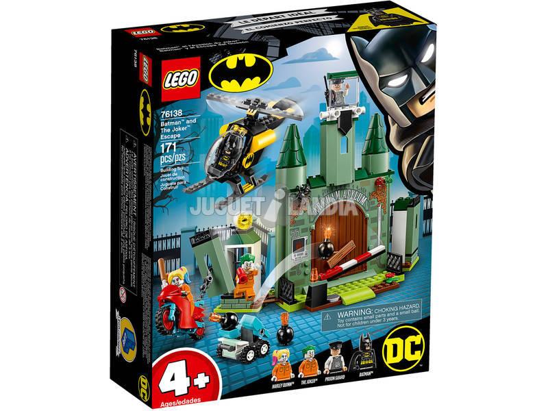 Lego Súper Héroes Batman y la Huida del Joker 76138