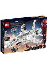 Lego Super Heroes Spiderman Far From Home Jet Stark et l'Attaque Drone 76130