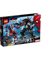 Lego Super Heroes Robot Araña vs. Robot Venom 76115