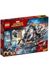 Lego Super Heroes Exploradores del Reino Cuántico 76109