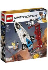 Lego Overwatch Observatoire Gibraltar 75975