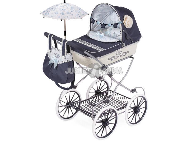 Carro de Bonecas Dobrável Classic Romantic Decuevas 81020