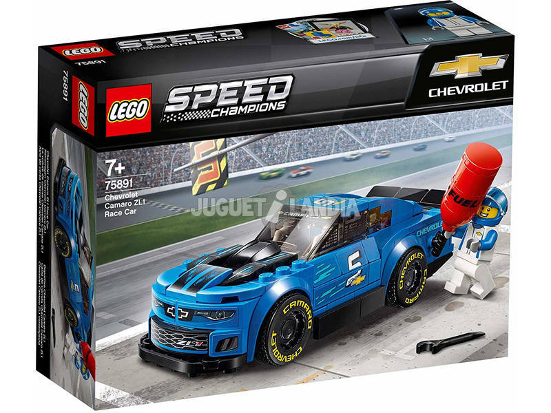 Lego Speed Champions Deportivo Chevrolet Camaro ZL1 75891
