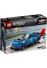 imagen Lego Speed Champions Deportivo Chevrolet Camaro ZL1 75891