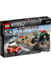 Lego Speed Champions Mini Cooper S Rally 1967 e Mini John Cooper Works Buggy 2018 75894