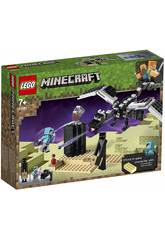 Lego Minecraft La Batalla en el End 21151