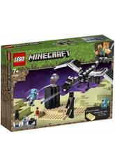 Lego Minecraft A Batalha de End 21151