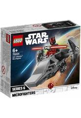 imagen Lego Star Wars Microfighters Infiltrador Sith 75224