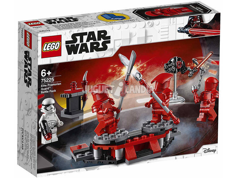 Star Wars Battle Pack Elite Praetorian Guard 75225