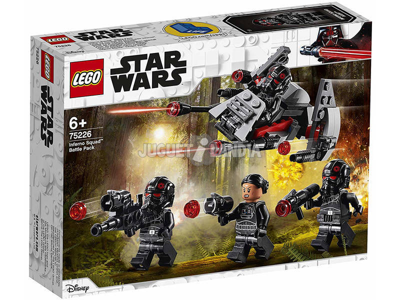 Lego Star Wars Pack de Combate Escuadrón Infernal 75226