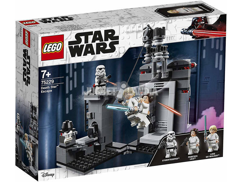 Lego Star Wars Death Star™ Escape 75229